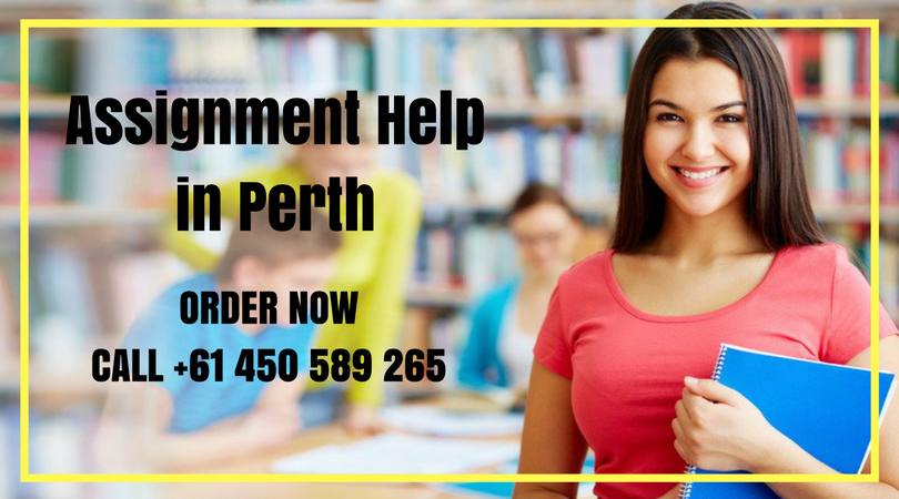 Assignment help Perth, Australia