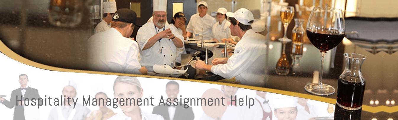 hospitality management assignment help au