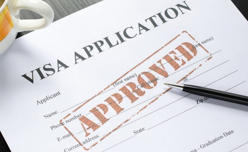 approved australian visa application