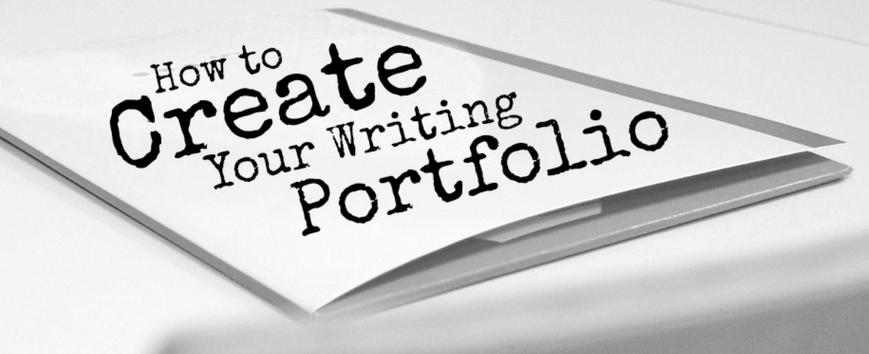portfolio writing help
