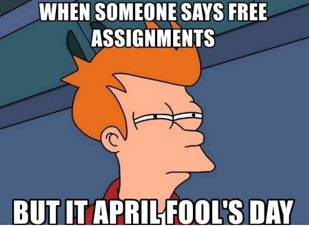 free assignment help - Fake or Real