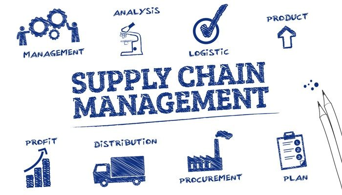 Report Writing Example for Supply Chain Management Assignment